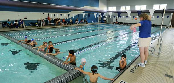 Mack Indoor Pool is open to the public starting in September.