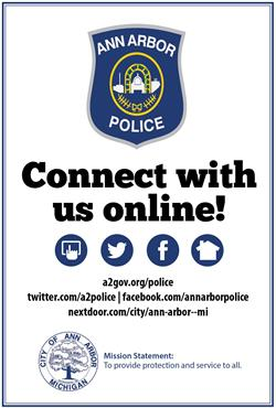City of Ann Arbor Police Department Joins Twitter