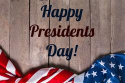 City Presidents Day Schedule, Monday, Feb. 17