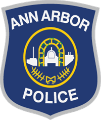 Ann Arbor Police Department badge